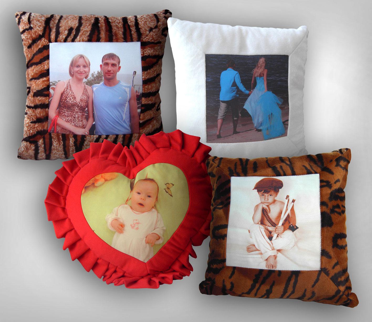 Подарки с фотографиями на заказ 885